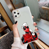 Deadpool Phone Cases For Iphone (15 Designs)  5