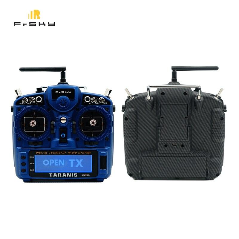 FrSky Taranis X9D Plus 2019 24CH accès D16 Mode2 transmetteur M9 Hall capteur cardan PARA formation sans fil - 2