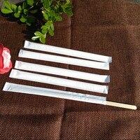 Varillas para agitar café de madera Natural desechables agitador de café de madera varilla agitadora de madera desechable 14Cm varilla para té|  -