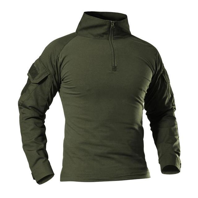 2020 exército dos eua tático militar uniforme airsoft camuflagem combate camisas comprovadas assalto rápido manga longa camisa batalha greve