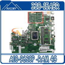 For Lenovo IdeaPad 320-15ABR laptop motherboard NMB341 / NM-B341 motherboard with CPU A10-9620P -RAM 4G 100% test work