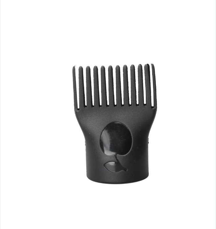 With Comb Set Air Nozzle Comb Type Air Nozzle Blow Dryer Modeling Hair Factory Direct Low High-temperature Resistant Comb Tuyere