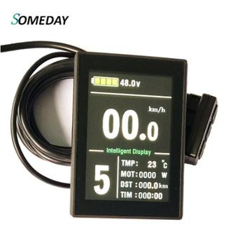 SOMEDAY KT-LCD8S Color Display for Ebike LCD USB Display Parts Electric Bicycle Accessories Computer