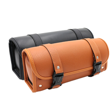 Universal Eagle PU Leather Saddle Bag Motorcycle Saddlebag Side Storage Tool Bag For Harley Softail Dyna Sportster XL883 XL1200 2 x pu leather motorrad sportster sacoches saddle bags for harley davidson sportster tool bag xl883 xl1200 brown black