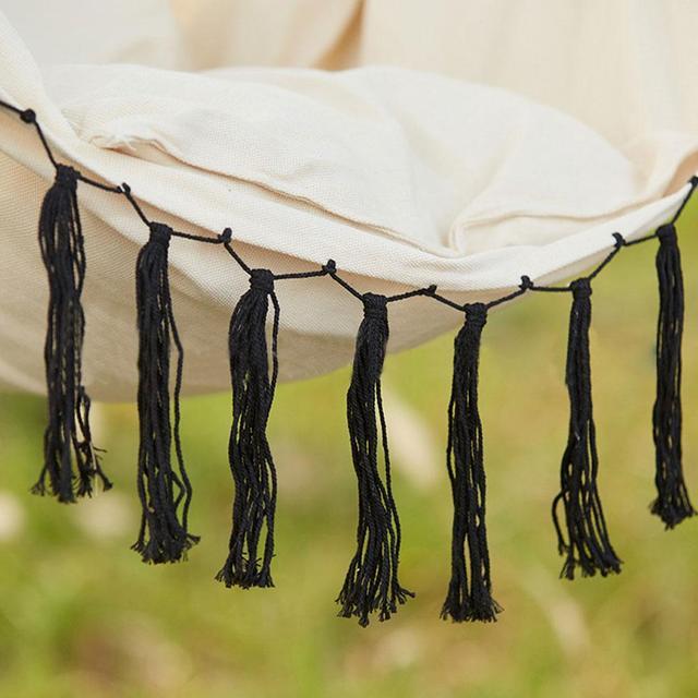 Hammock Chair Garden Swing  3