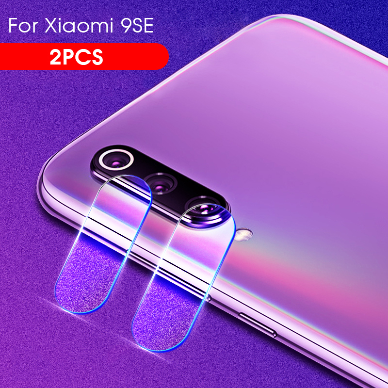 2PCS Back <font><b>Camera</b></font> Lens <font><b>Protector</b></font> Protective Film For <font><b>Xiaomi</b></font> <font><b>Mi</b></font> 9 se A3 CC9 CC9E <font><b>Mi</b></font> A2 8 Lite <font><b>Mi</b></font> <font><b>9t</b></font> Pro <font><b>Camera</b></font> Tempered Glass Film image