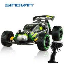 Sinovan rc carro 20km/h de alta velocidade carro máquina controlada rádio 1:16 controle remoto carro brinquedos para crianças presentes rc deriva