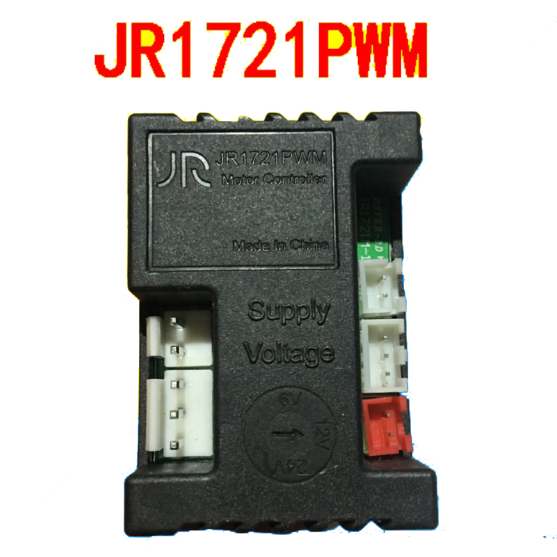 wellye jr1721pwm jr 1721pwm receptor criancas carro eletrico 03