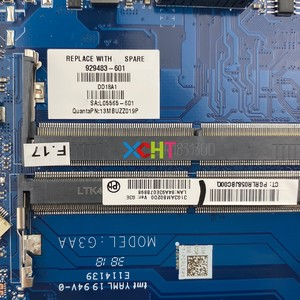 Image 3 - Für HP Omen 15 15 CE 15T CE000 Serie 929483 601 929483 001 DAG3AAMBAE0 w GTX1050/4 GB GPU i7 7700 CPU NB PC Laptop Motherboard