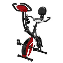 CF-917FM home exercise bikes Indoor Fitness Folding Exercise Bike indoor Upright Red