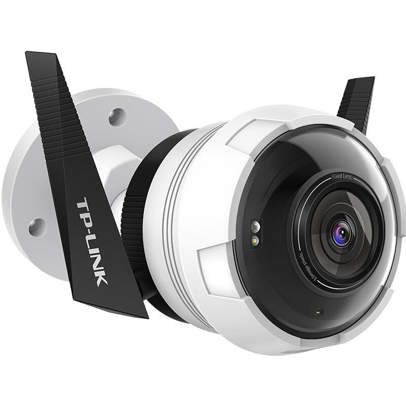 TP-Link 3 Million Full-Color WiFi Camera Outdoor Night Vision Waterproof Monitor Tl-ipc63ah
