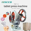 Tdp5 máquina de la prensa de la tableta de la píldora de prensa tablet laboratorio Escala de prensa de la tableta