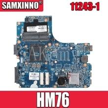 Laptop motherboard For HP Probook 4440S 4540S Mainboard 11243-1 683496-501 683496-001 683496-601 SLJ8E