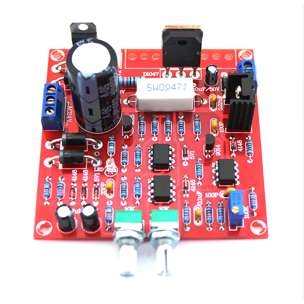 0-30V 2mA-3A Continuously Adjustable Current Limiting Protection DC Regulated Power Supply DIY Kit