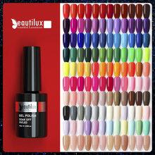 Beautilux Mode Gel Nagellak 120 Kleuren Professionele Salon Nagels Gels Vernis Uv Led Semi Permanente Nail Lak 10ml