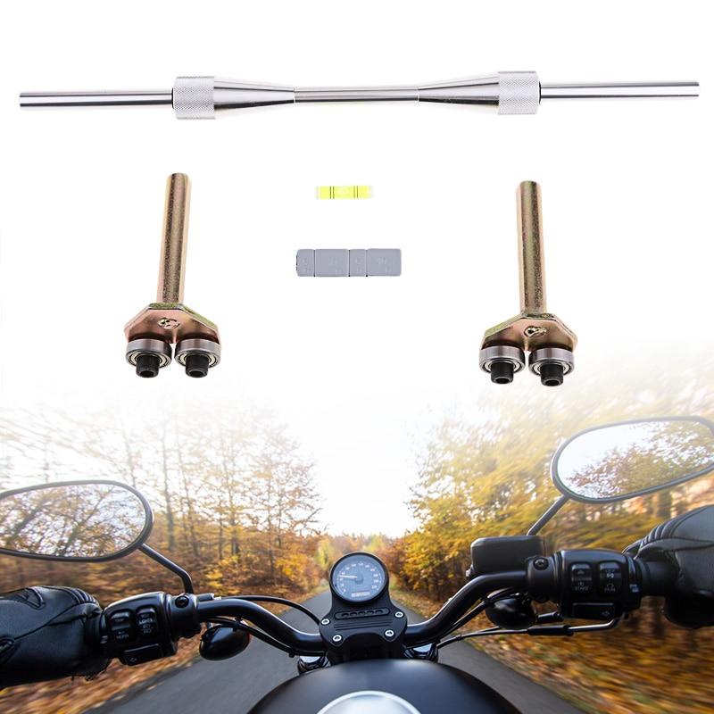 Universal Metal Motorcycle/Bike/Motorbike/MX Wheel Balancer For Honda Yamaha Suzuki KTM BMW 45cm Motorcycle Accessories