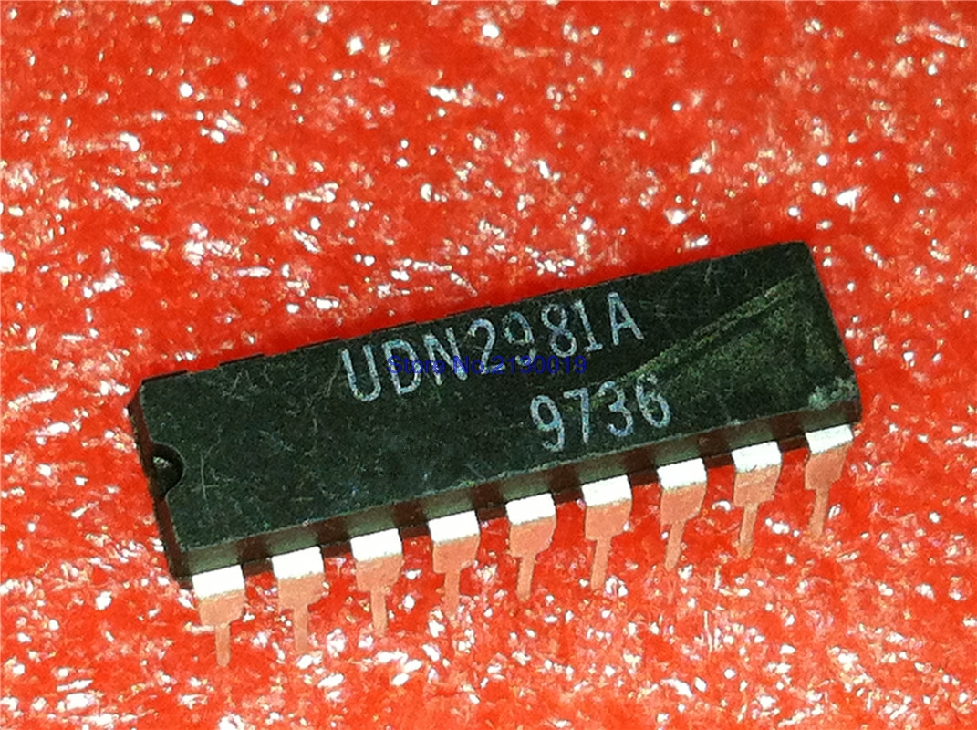 10pcs/lot UDN2981A UDN2981 2981 DIP-18 In Stock