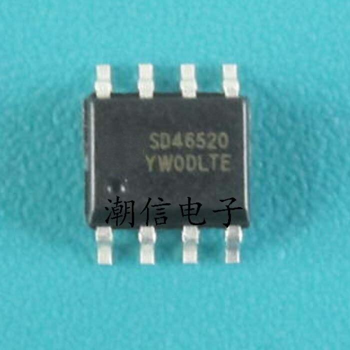 5 шт./лот SD46520 лапками углублением SOP-8 понижающий преобразователь питания со встроенным выключатель питания в наличии новый оригинальный IC