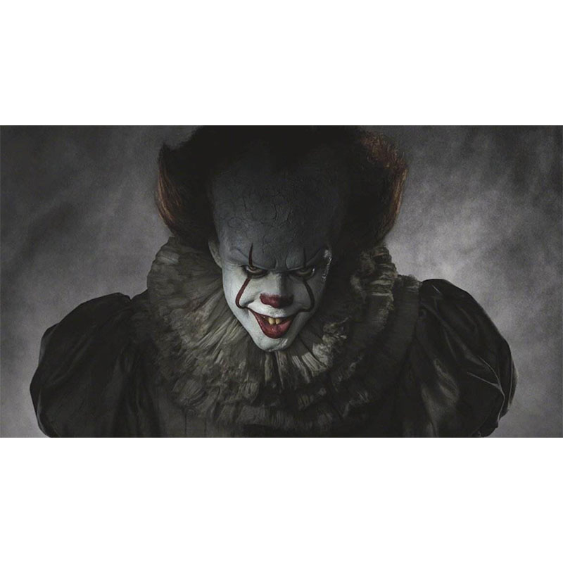 Clown-Silicone-Back-Soul-Mask-Cos-Head-Set-Halloween-Horror-Props-Natural-Latex-Adult-Code-Hot (3)