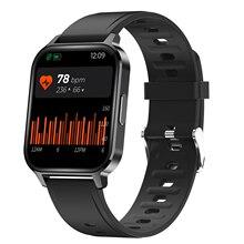 Monitor Smart-Watch Q18 Screen Fitness-Tracker Bluetooth Ip68 Waterproof Spo2-Blood-Oxygen