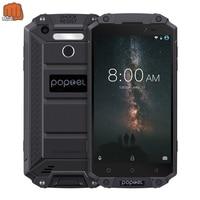 POPTEL P9000 Max IP68 Waterproof Shockproof Mobile Phone 5.5 FHD 4GB RAM 64GB ROM MT6750V Octa Core 13MP NFC OTG Fingerprint