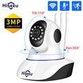 Hiseeu 1536P 1080P IP Камера WI-FI Беспроводной умный дом безопасности Камера наблюдения 2-полосная аудио CCTV ПЭТ Камера 2mp Видеоняни и Радионяни Введите...
