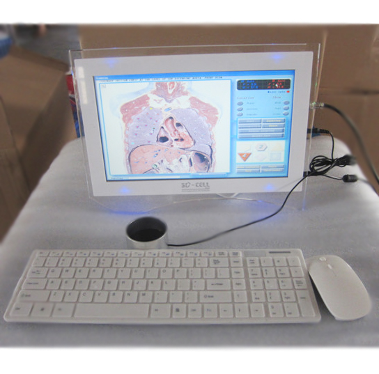 Multilateral Languages 3D Nls Hematology Analyzer