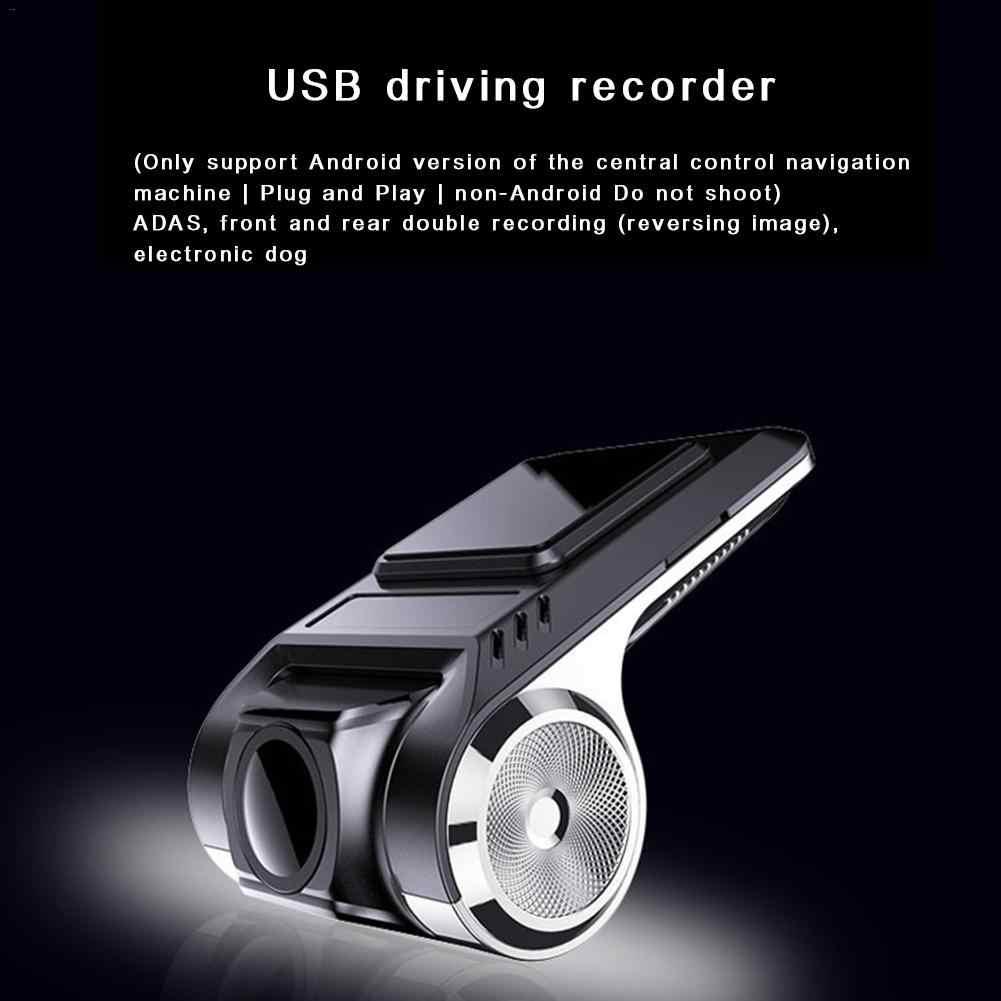 Android система большой экран Навигатор выделенный USB HD вождения рекордер с радар детектор ADAS ночного видения