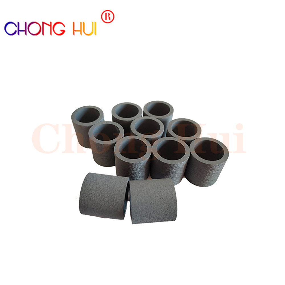 10X RL1-2891 RM1-3763 RM1-6313 RL1-0540 RL1-0542 RM1-6414 Paper Pickup Roller Rubber Tire For HP 1320 P3005 P3015 2035 2055 2727