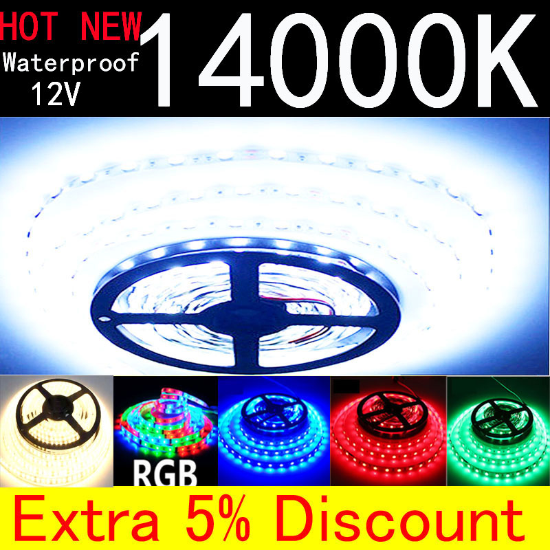 Addressable Led Strip Flexible Light Tape 12v Waterproof Warm White Red 2835 5630 5730 60 120 240 LED Strip Dream Color White
