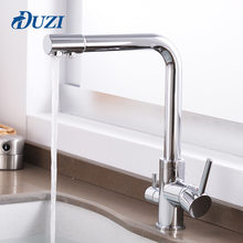 Смеситель для кухни смеситель холодной и горячей воды с вращением