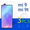 Защитное стекло для xiaomi mi 9 T/9 T/mi9T/T9/xiaomi9/xiaomi9t, 3 шт.
