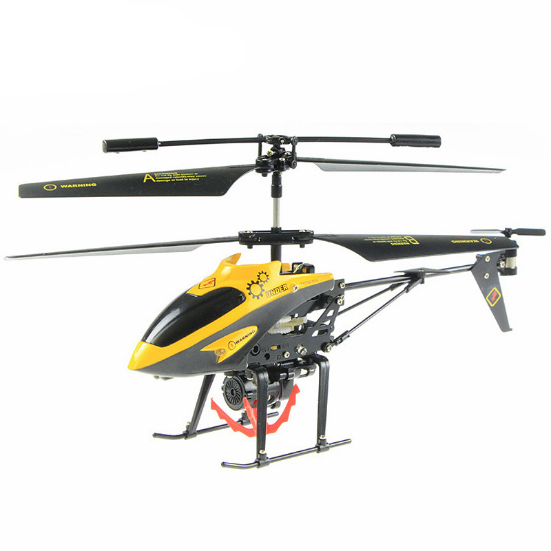 Weili V388 Basket 3.5 Way Small Remote Control Aircraft Sculls Aircraft Model Remote Helicopter