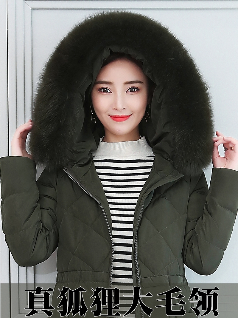 2019 New Brand 90% Duck Down Jacket Women Clothes 2019 Winter Coat Female Long Down Parka Korean Thick Warm Coats 15