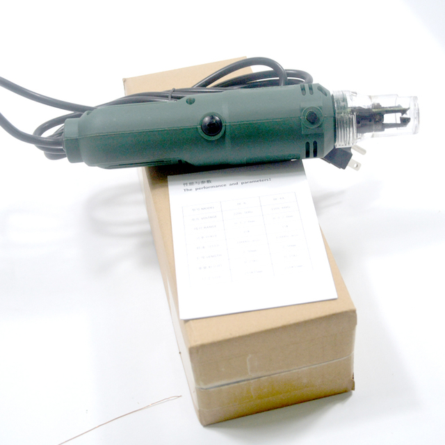 DF-6 Enameled Wire Stripping Handheld Machine Varnished Wire Stripper Enameled Copper Wire Electric Stripper Paint