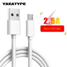 Micro USB Cabo de Carga Cabo de cabo de Dados Micro Usb Nylon Para Huawei Honra Companheiro 10 9 Lite Lite 8 7 telefone móvel