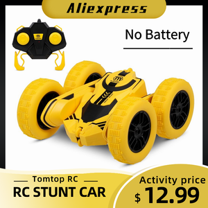 1/28 RC Stunt Car High Speed T