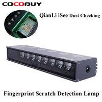 Qianli Professionele iSee Dust Clear Vertoning Lamp Voor Telefoon Lcd-scherm Vervanging LED Stof Vingerafdruk Scratch Detectie Licht