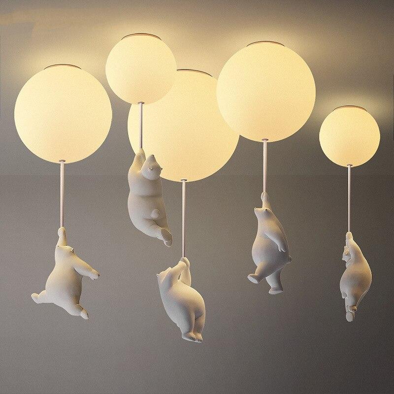 crianças quartos quarto lâmpada sala estar decoração luminárias