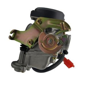 Image 4 - Carburateur de moto de Carb CVK de gros alésage de 20mm pour le chinois GY6 50cc 60cc 80cc 100cc 139QMB 139QMA Scooter cyclomoteur ATV Kart