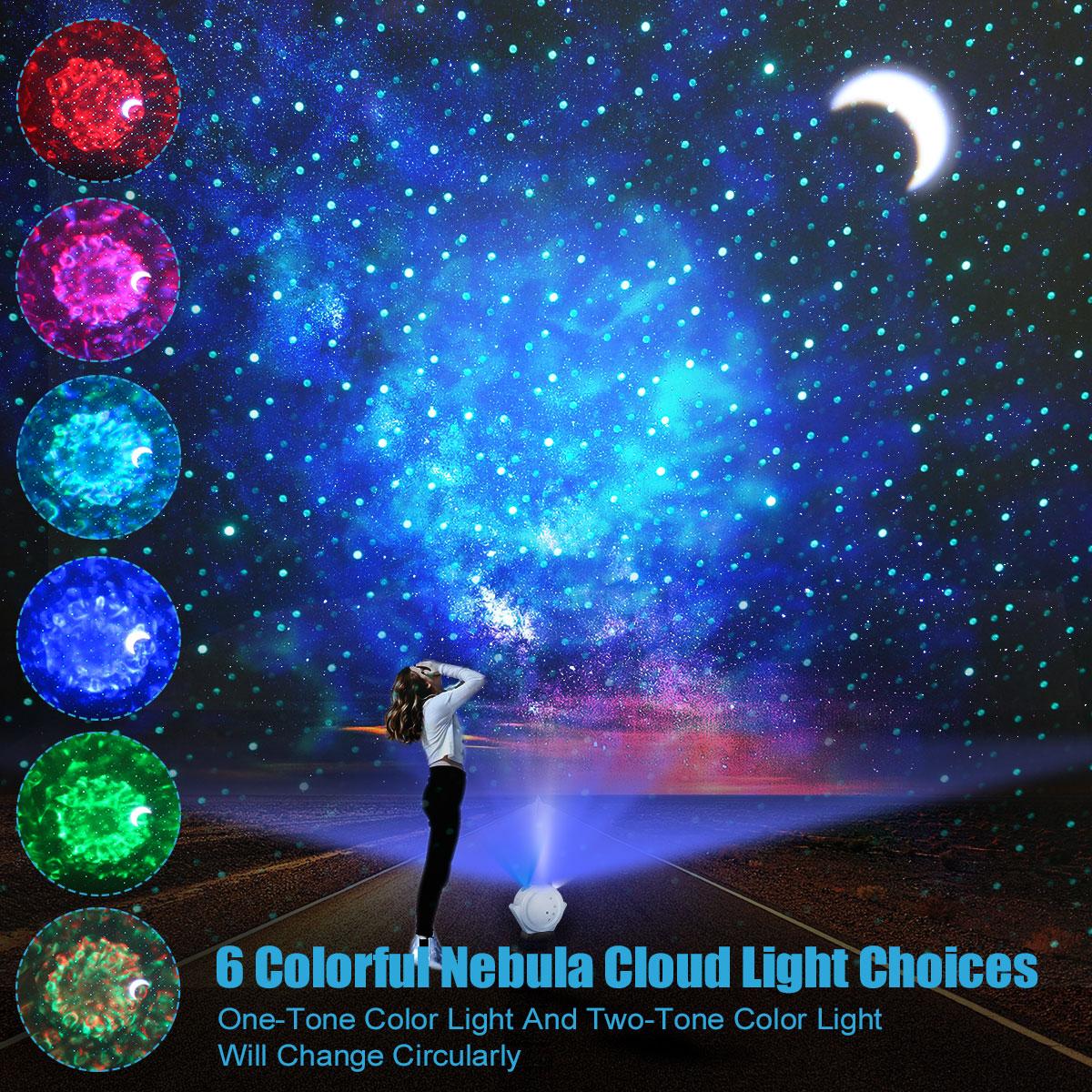 rotação 360 graus lâmpada luz da noite para crianças da