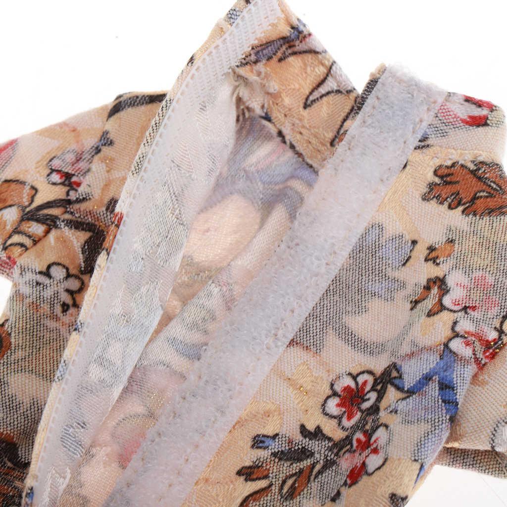 Roupas de boneca bjd de 1/4, vestido chinês de cheongsam para msd sd as dz dod dollfie ou outros 45cm, tamanho semelhante boneca junta com bola