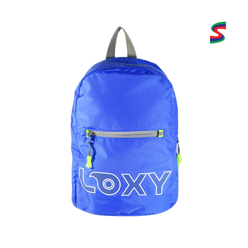 Business Casual Travel Bag Mountain Climbing Outdoor Sports Backpack Casual Wear-Resistant Breathable Printed Words Graphic Cust
