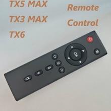 Tanix tx6 שלט רחוק עבור אנדרואיד טלוויזיה תיבת tanix tx5 מקס TX3 מיני מקסימום אוויר עכבר TX6 החלפה מרחוק בקר