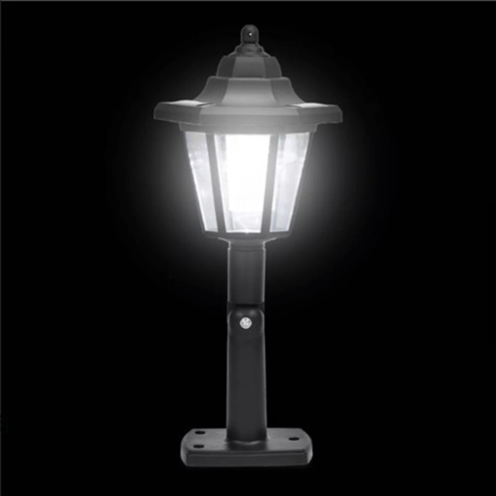 cheapest  20 2x Solar Power LED Light Path Way Wall Landscape Mount Garden Fence Lamp Outdoor Home improvement Home accessories
