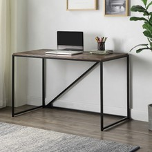 Small Desk Computer-Desk Laptop-Table Home Office Modern Simple 46-Inch