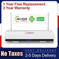 Leadcool qhdtv-smart tv box 4k, android 9.0, amlogic s905w, media player, 1 gb, 8 gb, 2 gb, 16 gb, leadcool android
