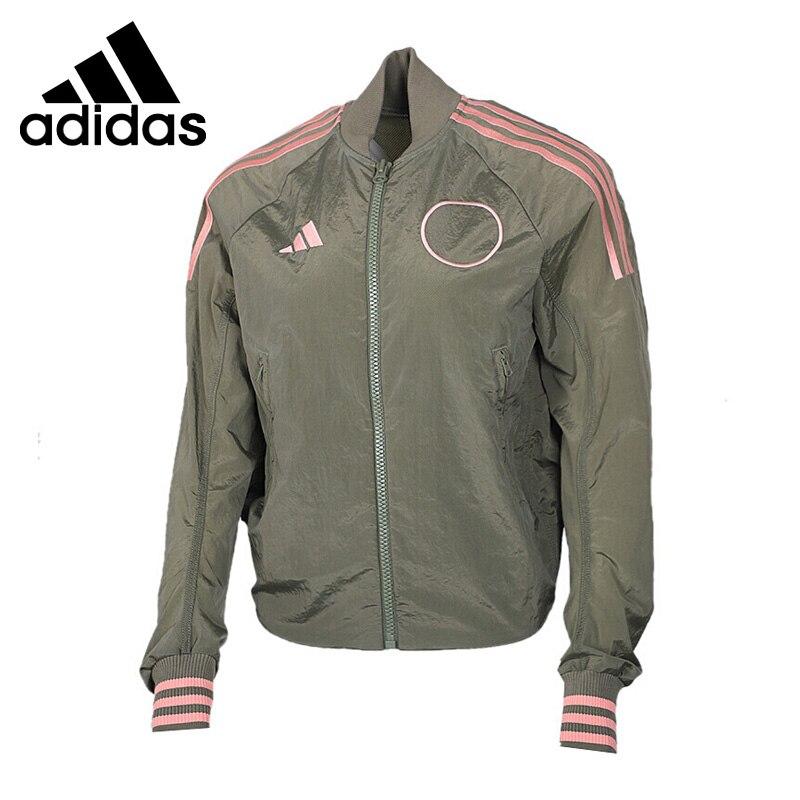Nova Chegada Original Adidas Vrct jk Tecido Jaqueta Feminina Esportiva w Mod. 259386