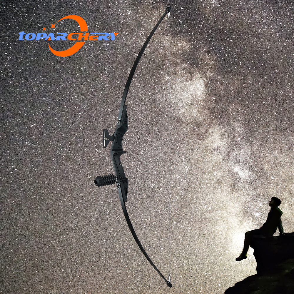 Toparchery Hunting Bow 30/40Lbs Archery Bow Recurve Bow For Right Hand Outdoor Hunting  Shooting Target Practice