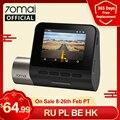 Обновление версии 70mai Dash Cam Pro Plus 70mai плюс Видеорегистраторы для автомобилей Встроенный GPS 1944P Скорость координаты ADAS 24 часа в сутки парковка ...